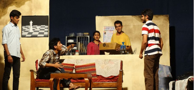 """""""Malabh"""" - One act Play"""