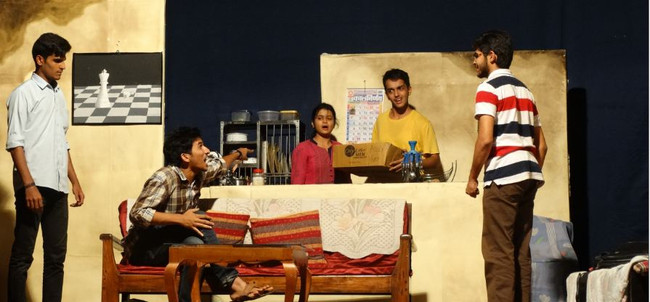 """Malabh"" - One act Play"