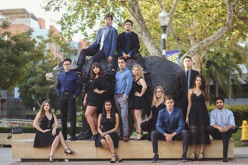 UCLA's Medleys Acapella
