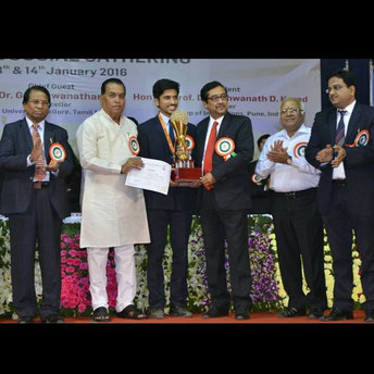 Cultural Superstar Award 2015-16
