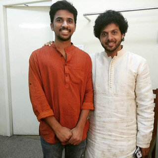 Privileged to have spent time with the genius Mahesh Kale.