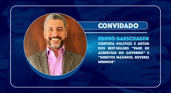 Episódio 103 - Bruno Garschagen e o conservadorismo