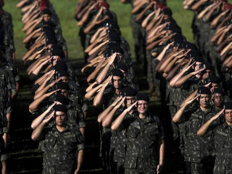 "A ""militarcracia"" reinante no Brasil"