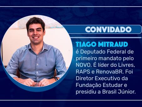Episódio 138 - O Partido Novo por dentro, com Tiago Mitraud