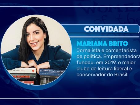 Episódio 122 - Mariana Brito analisa o movimento feminista