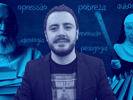 Episódio 080 - Desconstruindo Paulo Freire