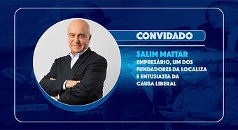 Episódio 102 - Salim Mattar, empreendedorismo e liberdade no Brasil