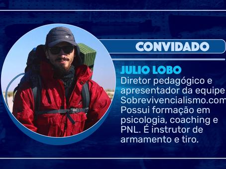 Episódio 140 - O que é sobrevivencialismo, com Julio Lobo