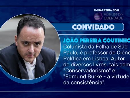 Episódio 154 - João Pereira Coutinho sobre conservadorismos