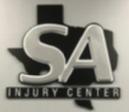 Southeast side San Antonio Texas Mccreless Market Silver and Black Spurs