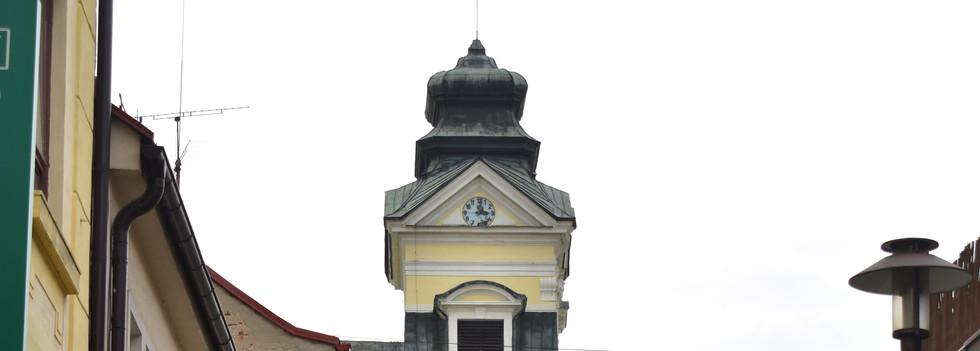 Okolo piaristického kostola
