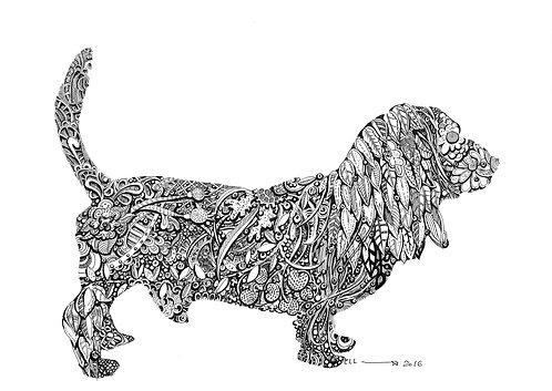 Dog Mayuly