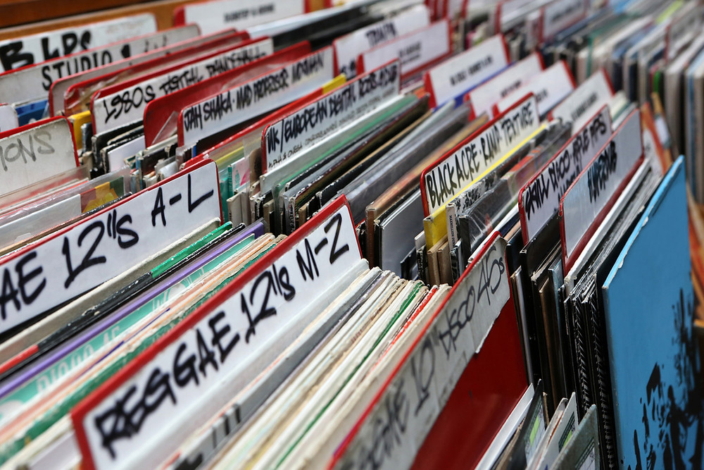 Your music collection is alive and growing, just as if you were collecting physical artifacts.