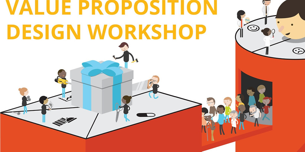 Business Model Canvas Workshop (Part 2 or 2) - Please attend part 1 first!