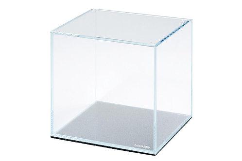 Collar aGlass Weißglas Cube