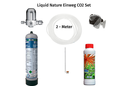 Einweg Co2 Set 500g