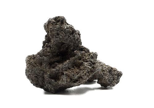 Schwarze Lava je 1Kg