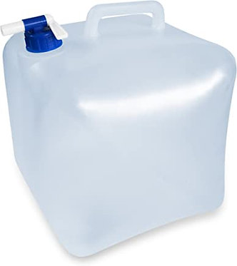 10L Faltkanister inkl. Wasserhahn