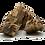 Thumbnail: Versteinertes Holz Bunt je 1kg