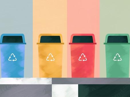 Por que separar o lixo orgânico do reciclável