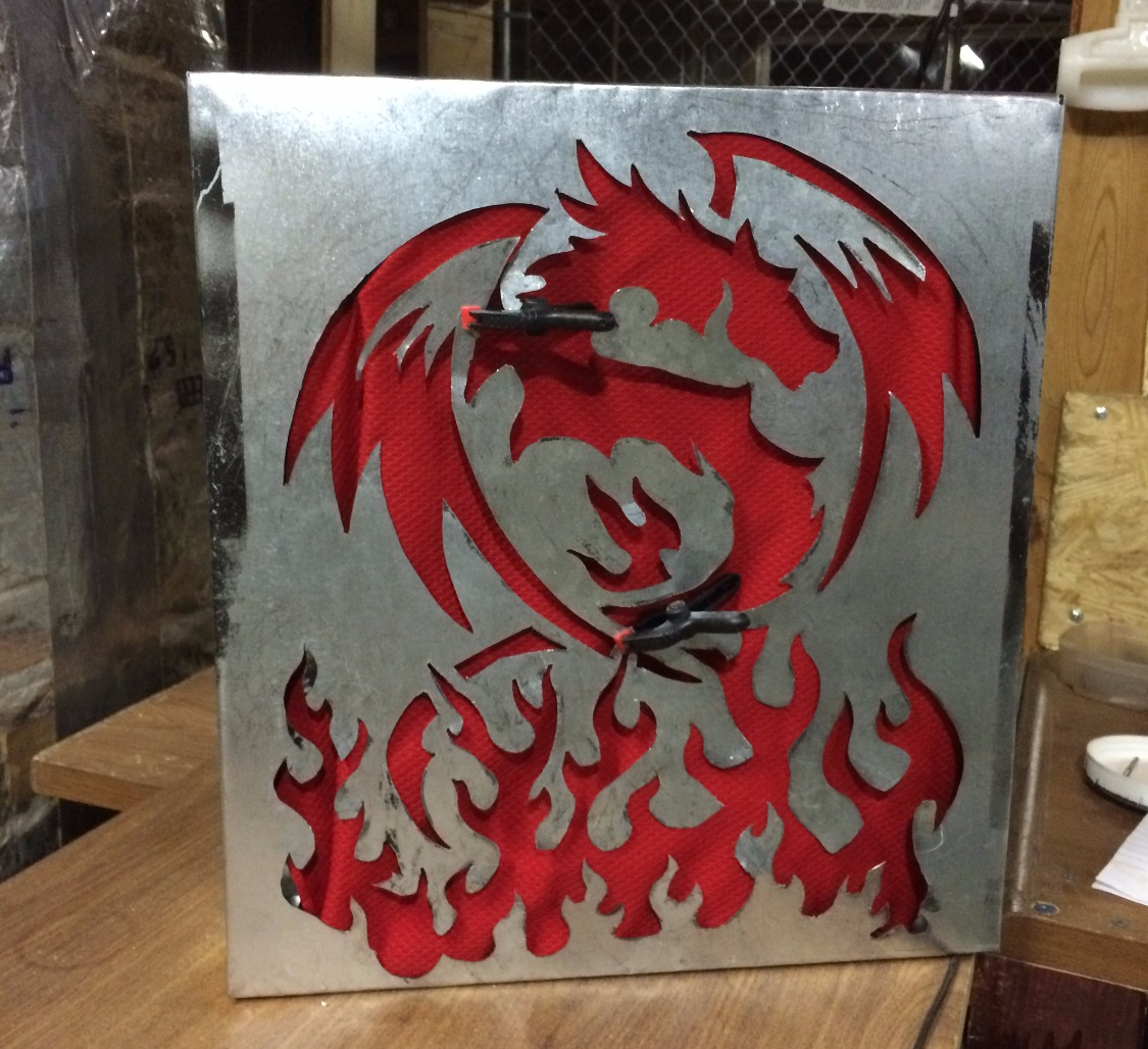 Double Dragon: Progress Front