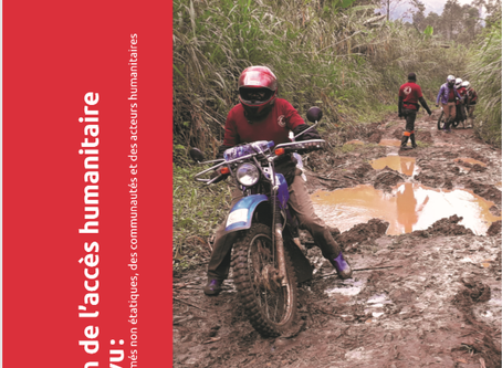 Négociations de l'accès humanitaire au Nord-Kivu
