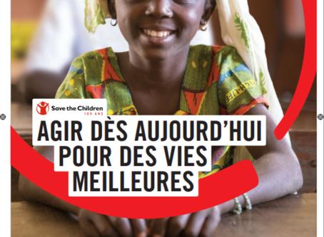 Save the Children - Rapport sur l'Enfance dans le Monde 2019