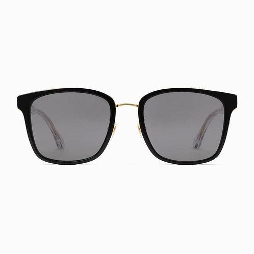 Gucci -Specialized fit square acetate sunglasses