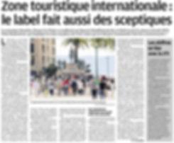 Zone touristique internationale Ajaccio.