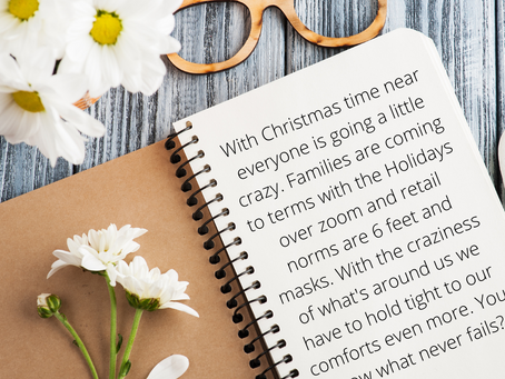 Is the holidays crazy for you too?