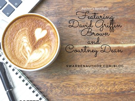 Author Spotlight | Courtney Dean & David Griffin Brown