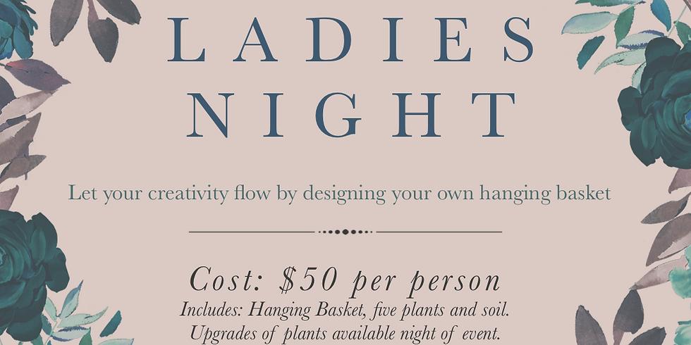 Ladies Night at Alpine