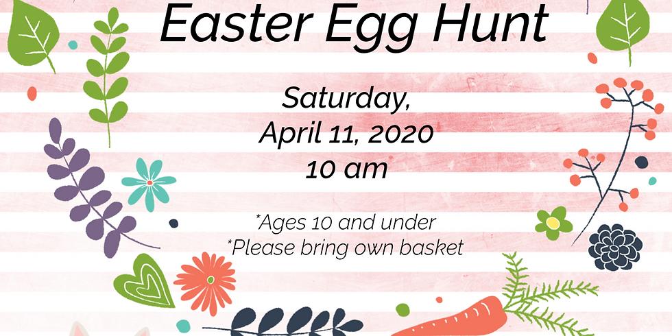 8th Annual Easter Egg Hunt