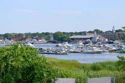 Downtown Newburyport and Harbor