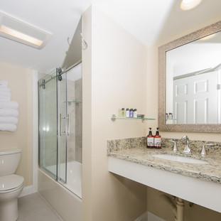 Updated Bathrooms - Suite 17