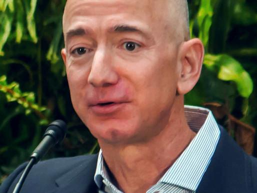 投資他,24年大賺2千倍!貝佐斯給股東最後一封信全文:各位,千萬不要平淡過日子