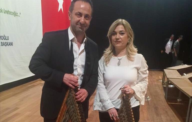 TRT İstanbul Radyosu saz sanatçısı Bestekar.