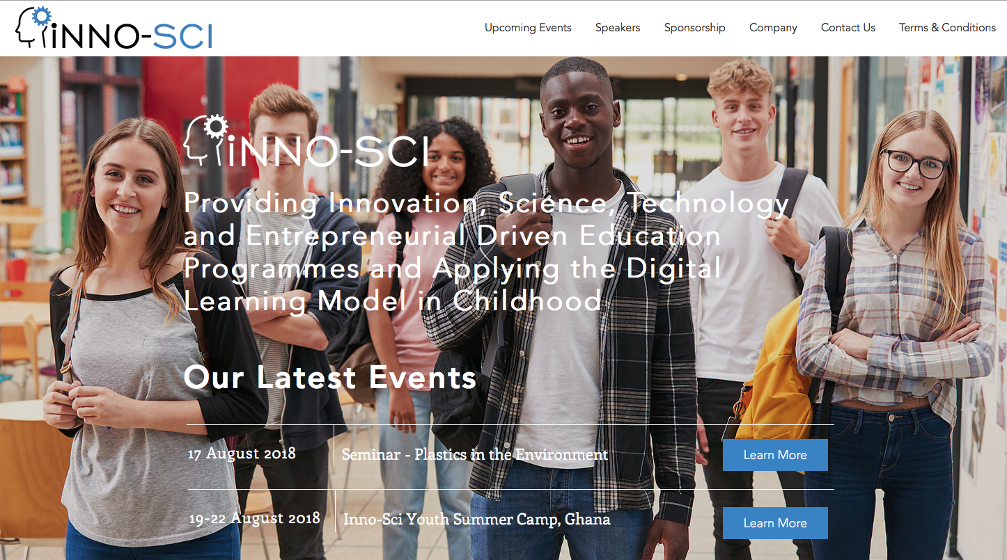 iNNO-SCI Website