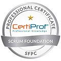 Scrum Foundation SFPC Badge