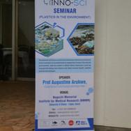 Inno-Sci Seminar - Plastics in the Envir