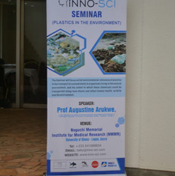 Inno-Sci Seminar - Plastics in the Envir