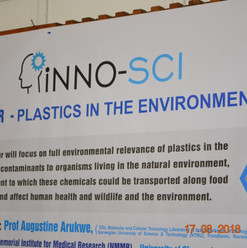 Inno-Sci Seminar - Plastics in the Enviroment