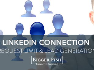 LinkedIn Connection Request Limit and Lead Generation... ☹️