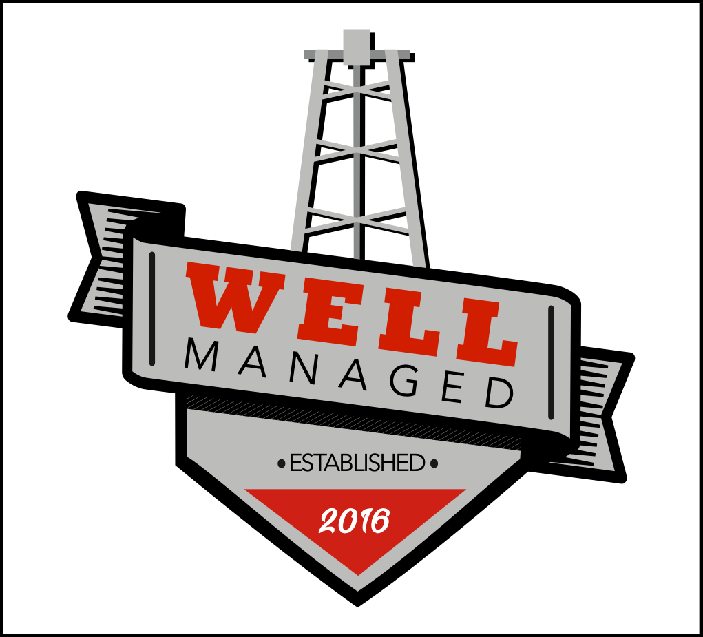 Well Managed Concept Logo