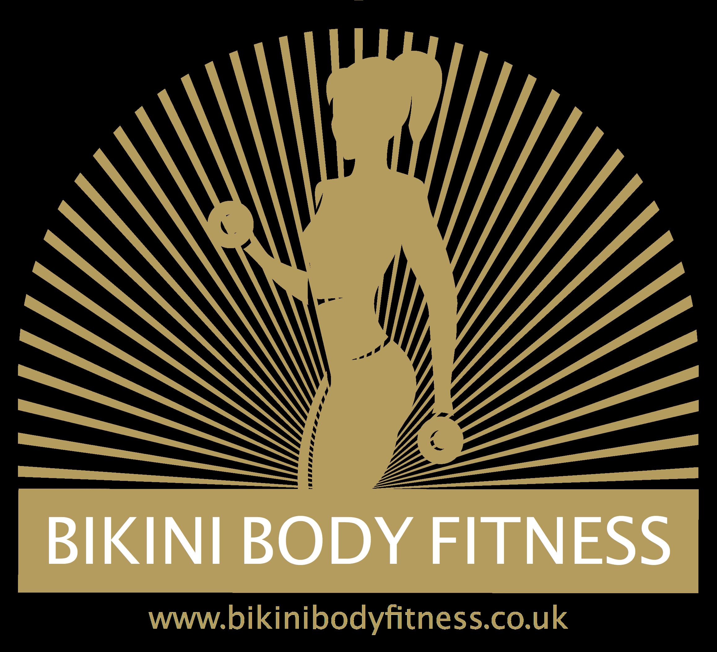 Bikini Body Fitness Logo