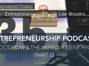 Entrepreneurship Podcast - Part 2