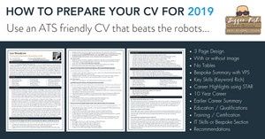 How to prepare your CV for 2019