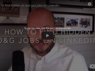 How to find hidden jobs on LinkedIn using boolean search