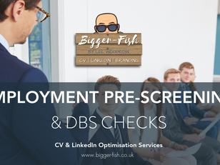 Employment Pre-Screening & DBS Checks