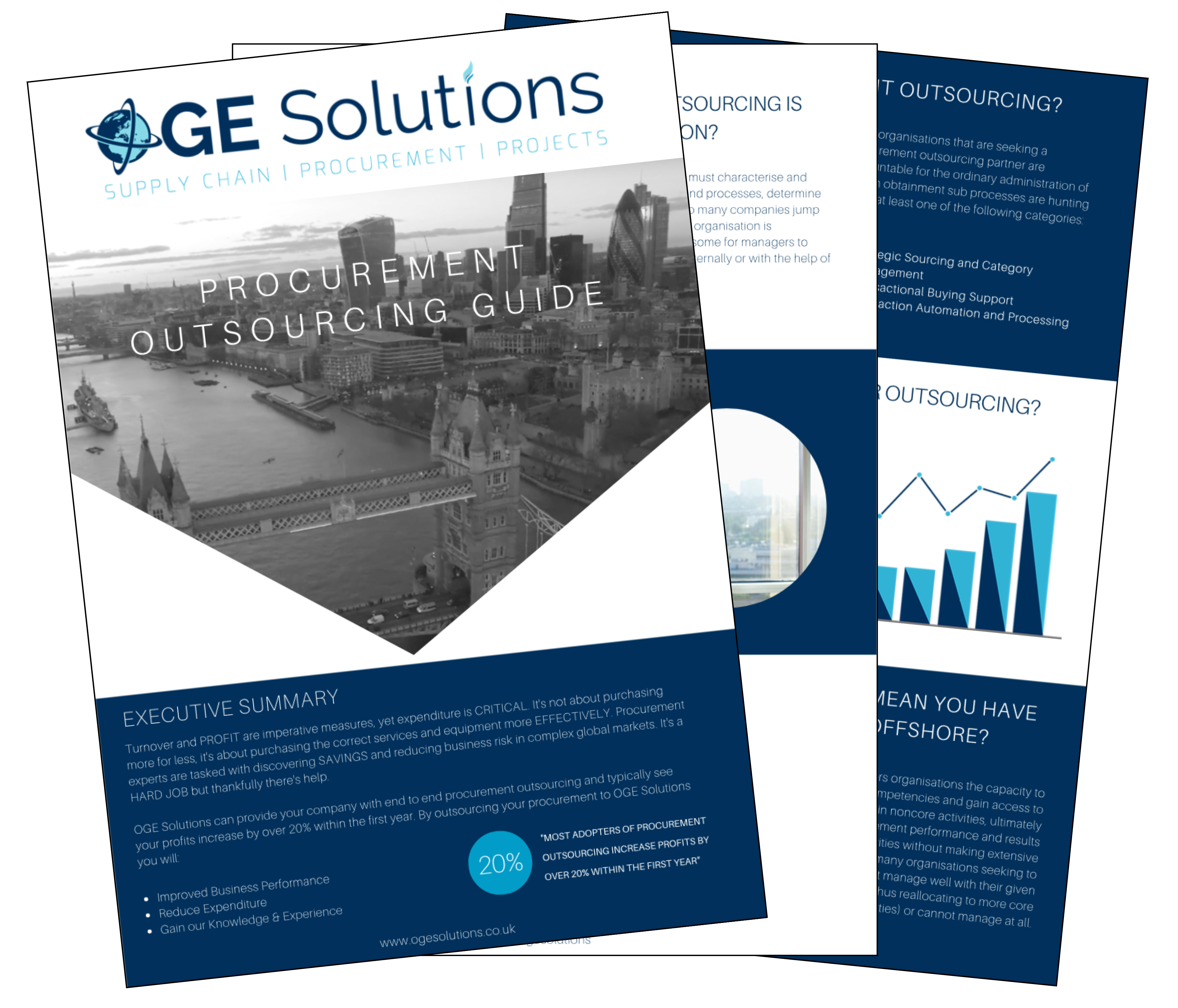 OGE Solutions Downloadable Info Pack